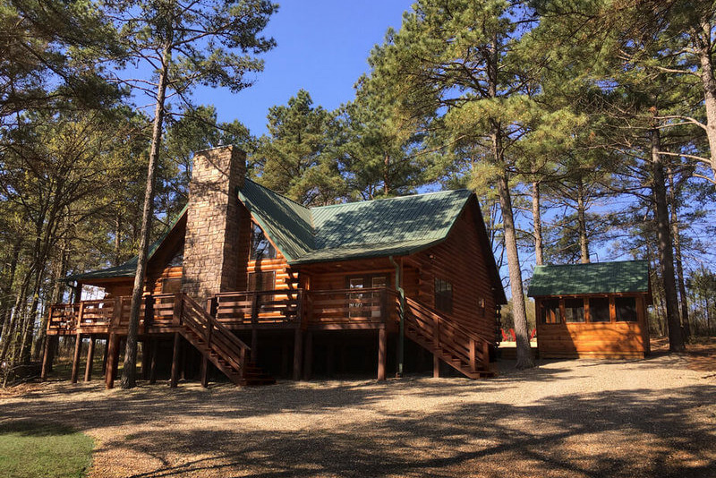 Chateau Broken Bow, 3 Bedroom Cabin