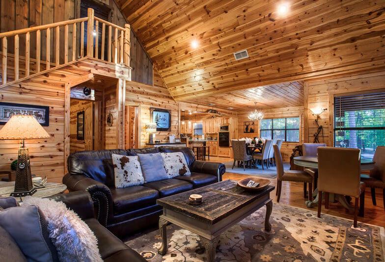 Luxury Cabins of Broken Bow