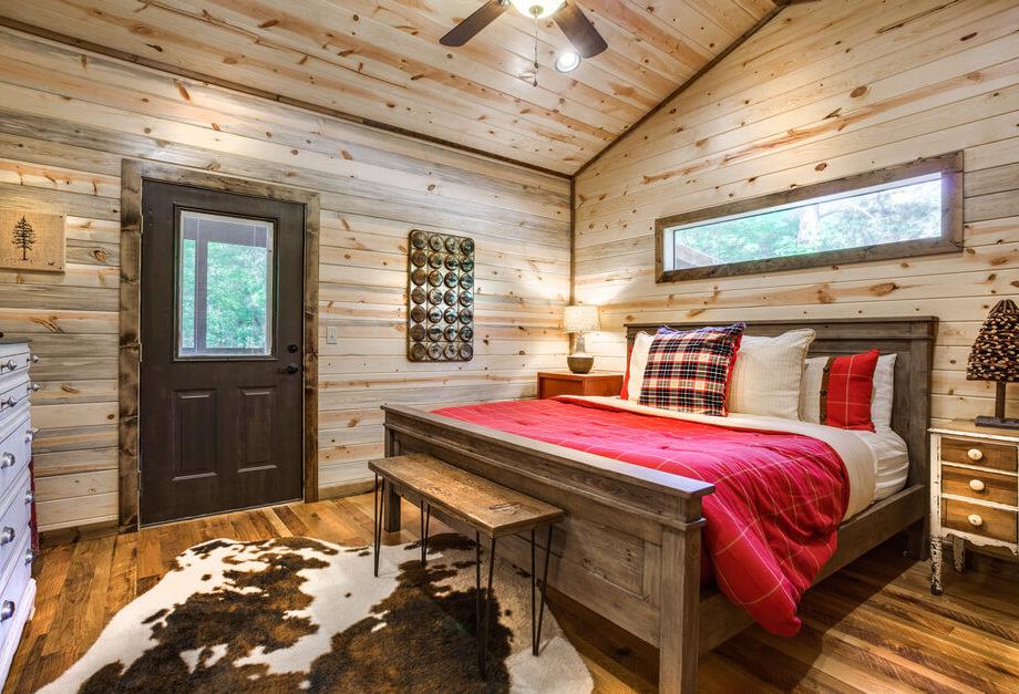 Bungalow Broken Bow - Two Bedroom Cabin