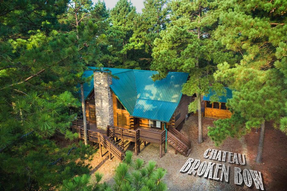 Chateau Broken Bow, 3 Bedroom Cabin