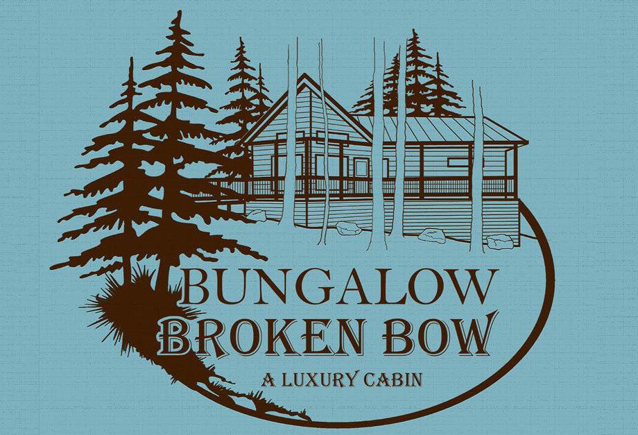 Bungalow Broken Bow - 2 Bedroom Cabin
