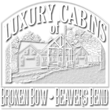 Luxury Cabins of Broken Bow - Beavers Bend Logo